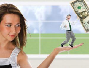 Сколько, по мнению девушек, должен зарабатывать мужчина